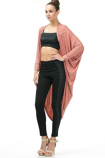 KAYLA Long Sleeve Cardigan Sweater