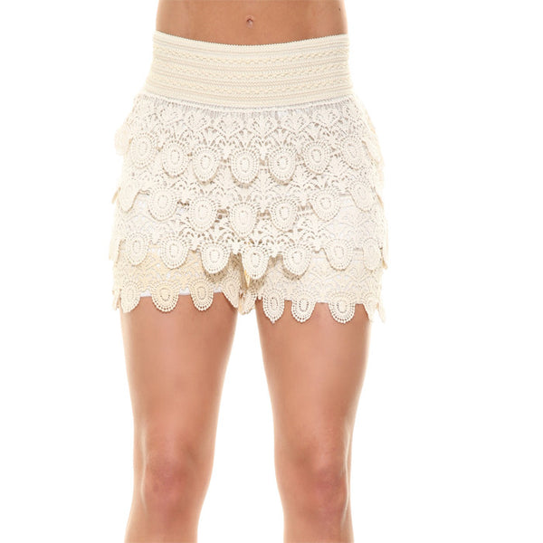JAZZY Mini Skirt Shorts