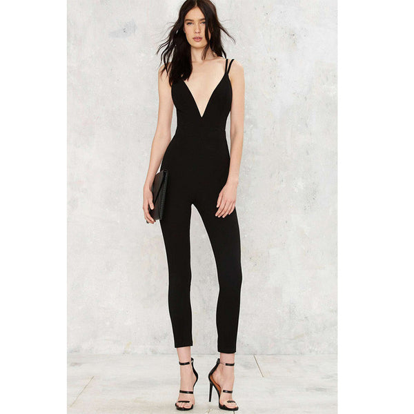 EMMA Open Back Jumpsuit