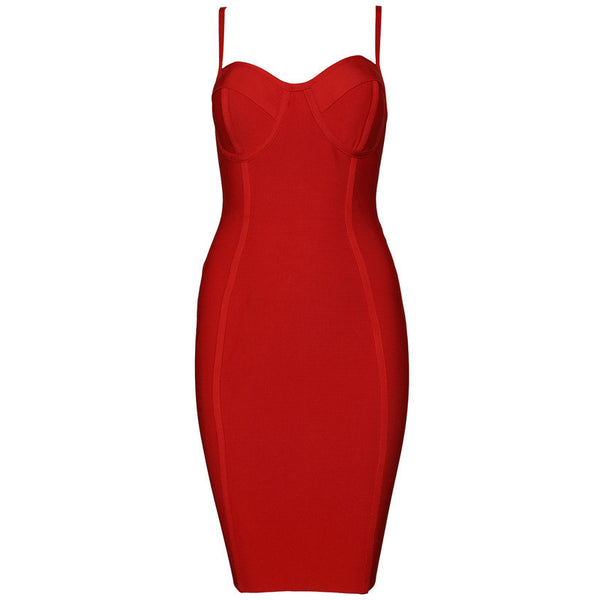 STAR Bodycon Cocktail Dress
