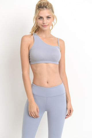 Amazon Strap Seamless Sports Bra