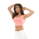 AMII Pink Crop Top