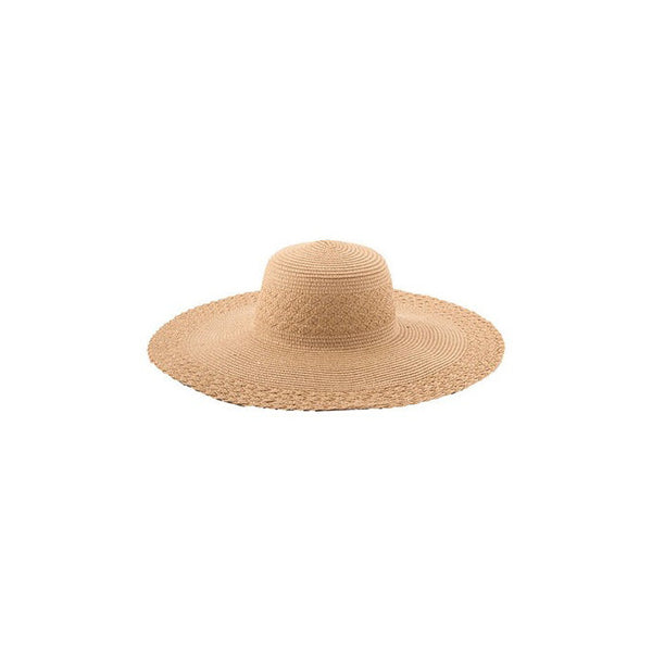 JUDYS Straw Floppy Hat