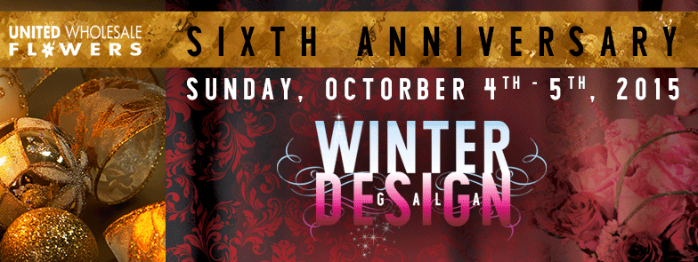 Sixth Anniversary | Winter Design