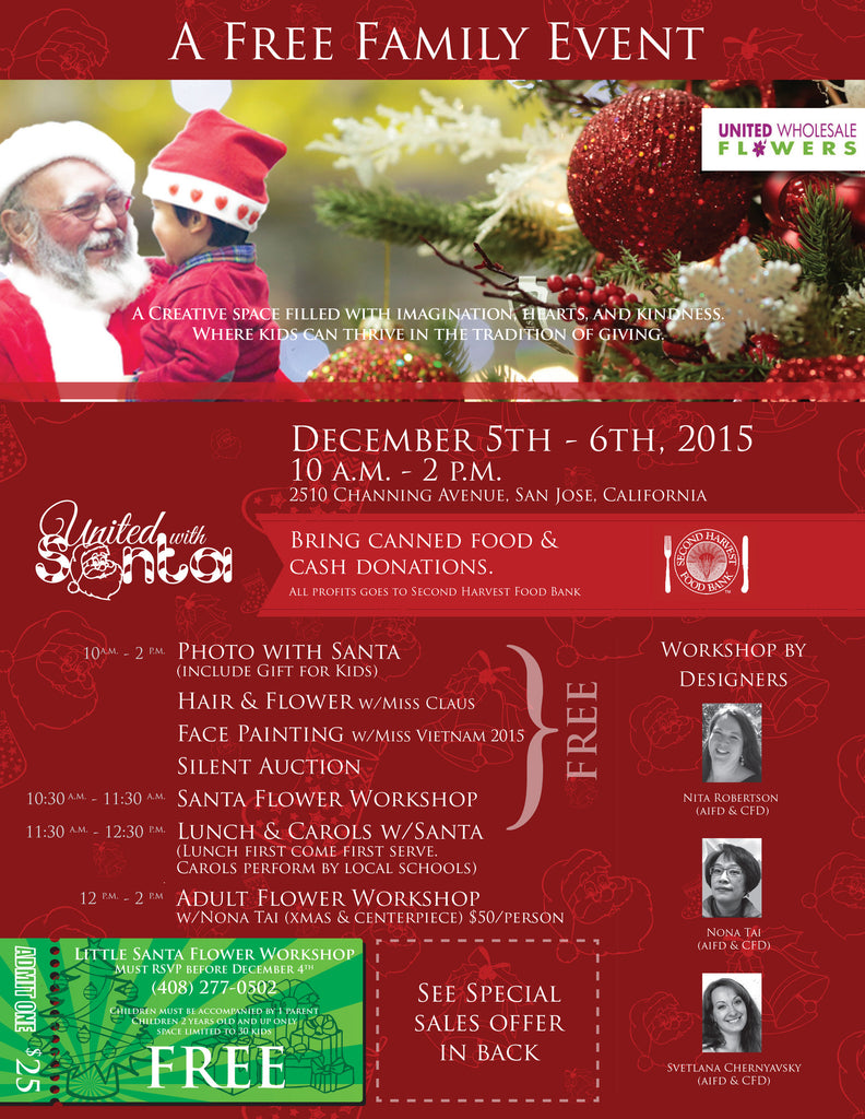 United with Santa 2015