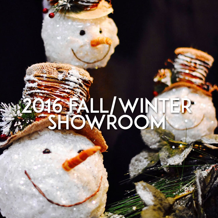 2016 Fall/Winter Showroom