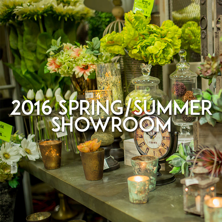 2016 Spring/Summer Showroom