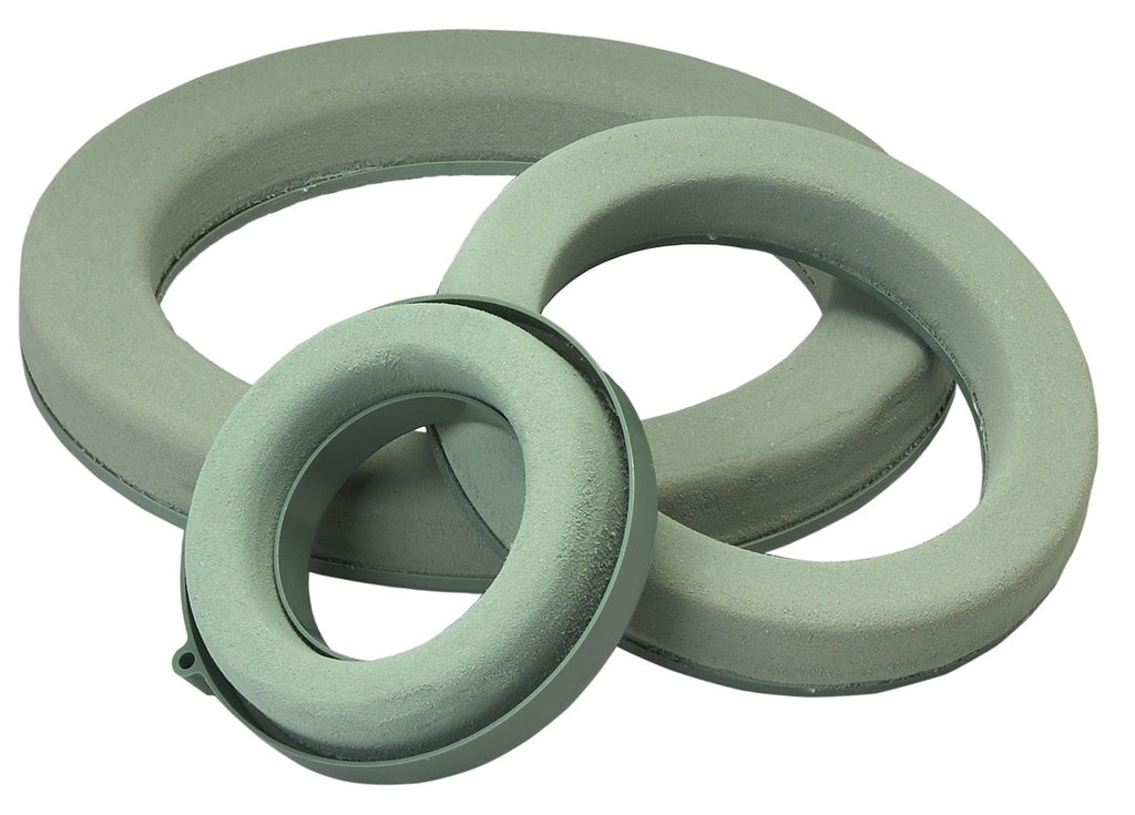 "1041 OASIS Ring Holders 6"" - 2/PK - CS(12)"