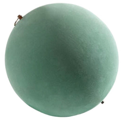 "11-27716 OASIS® Floral Foam Sphere 16"" - CS(1)"