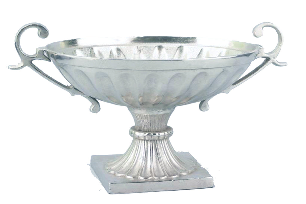 "11330 METAL CHALICE 22X12X13"" - NICKEL"