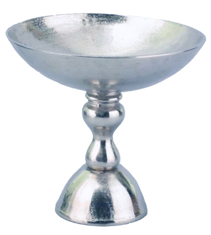 "11331 METAL CHALICE 23X21"" - NICKEL - CS(2)"
