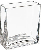 "11472 RECTANGULAR BLOCK 5X2"" - CLEAR - CS(36)"