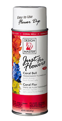 122 Just For Flowers Spray - Coral Bell - CS(4)