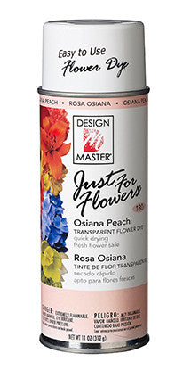 130 Just For Flowers Spray - Osiana Peach - CS(4)