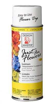 132 Just For Flowers Spray - Lemon - CS(4)