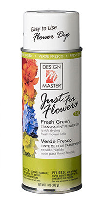 133 Just For Flowers Spray - Fresh Green - CS(4)