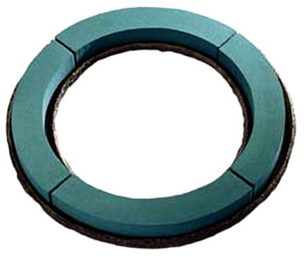 "1841 18"" OASIS® Mache Wreath, 1/pack"