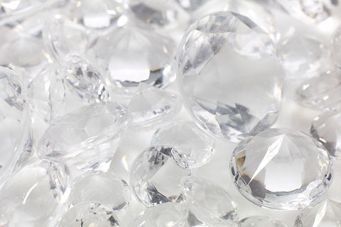 22260.00 Asst. Diamond 300gr - Clear - CS(24)