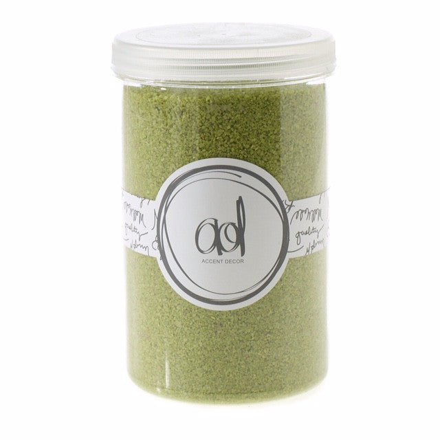 22300.15 Deco Sand 46 oz - Moss Green - CS(6)