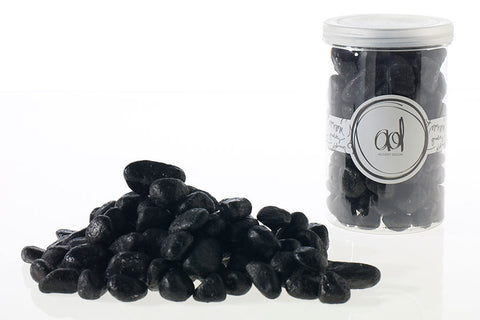 22320.55 Deco Rocks 46 oz - Black - CS(6)