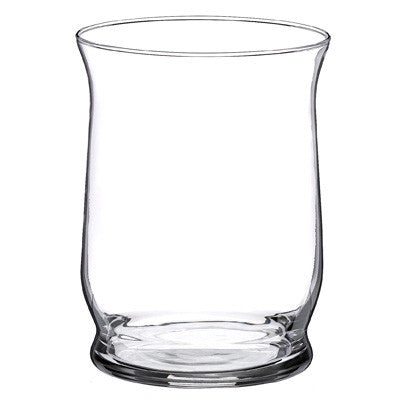 "2701-06-09 HURRICANE VASES 4.5X4X6"" - CS(6)"