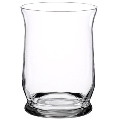 "2702-04-09 HURRICANE VASE 5.625X8"" - CS(4)"