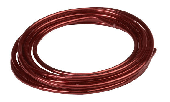 2750-R Mega Wire 9.5' - Red - CS(10)