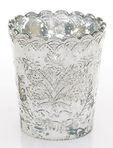 "35060.00 DESIRAY VASE 3X3.5"" - CS(24)"