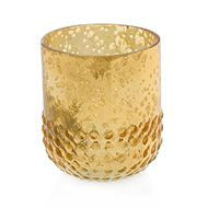 "35121.41 ARRAY VOTIVE 2.5X3"" - LIGHT GOLD - CS(48)"