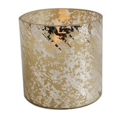 "36955 CAMILA LED VOTIVE CANDLE AVAILABLE WITH REMOTE CONTROL 4X4"" Single Case(12)"