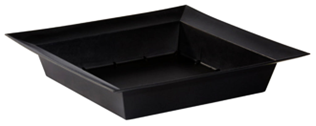 3826-02 Large Square Bowl (Onyx)