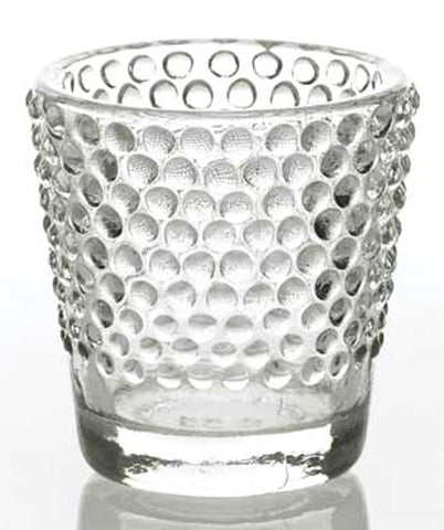 32011.00 Heirloom Votive - Clear