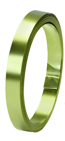 40-12460 Flat Wire 1/2''x15' - Apple Green - CS(10)