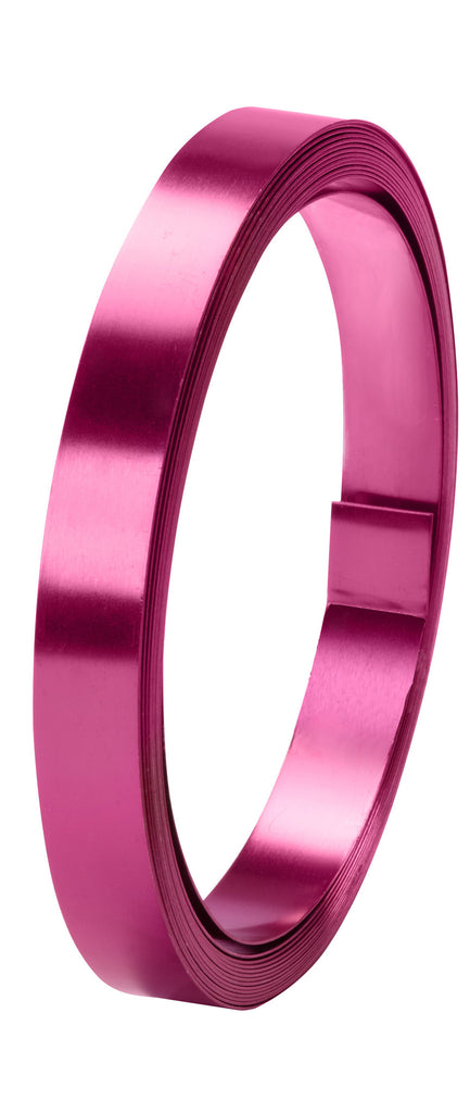 40-12461 Flat Wire 1/2''x15' - Strong Pink - CS(10)