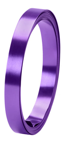 40-12462 Flat Wire 1/2''x15' - Purple - CS(10)
