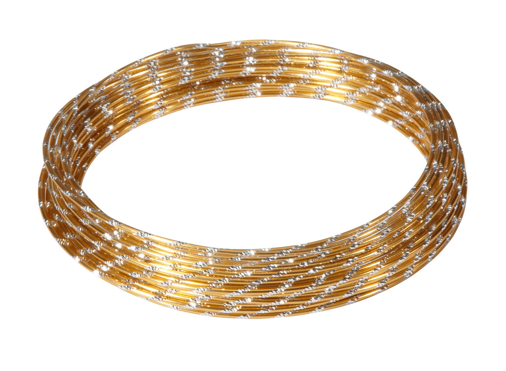 40-12580 Diamond Wire 32.8' - Gold - CS(10)