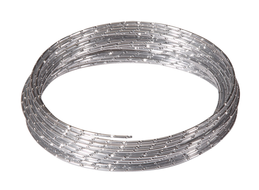 40-12581 Diamond Wire 32.8' - Silver - CS(10)