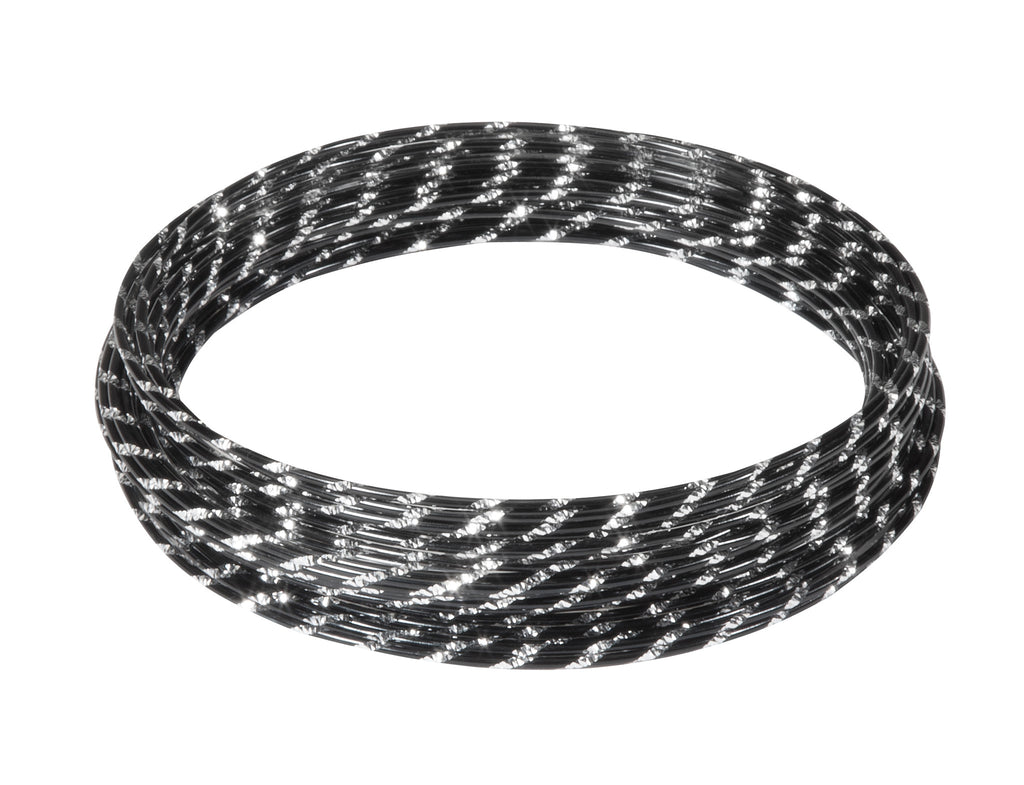 40-12584 Diamond Wire 32.8' - Black - CS(10)