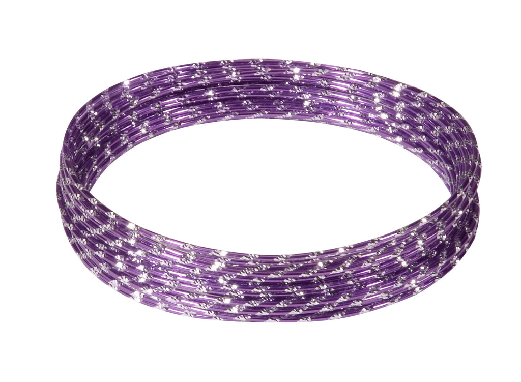 40-12586 Diamond Wire 32.8' - Purple - CS(10)