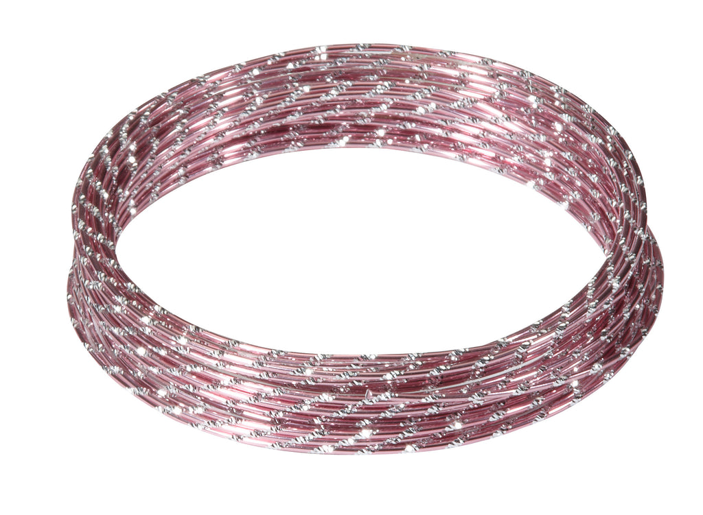 40-12587 Diamond Wire 32.8' - Pink - CS(10)