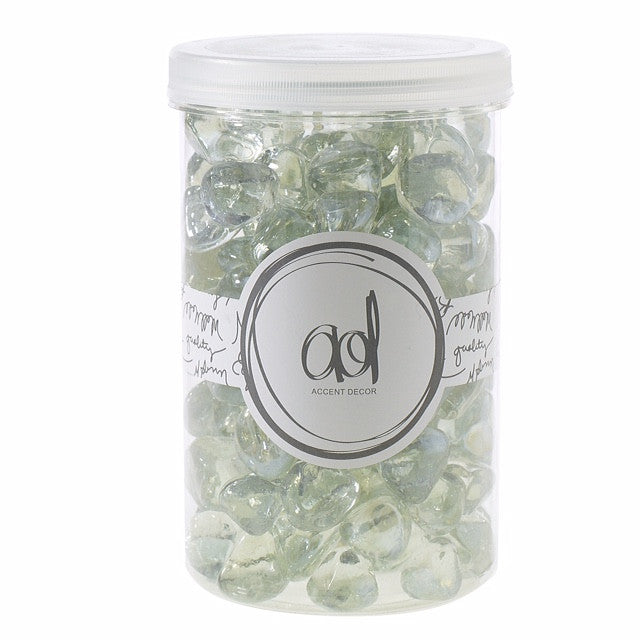 45410.00 Glass Ice 46 oz Small - Clear - CS(6)