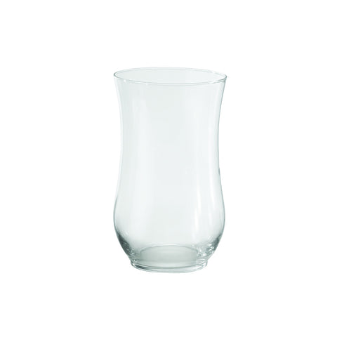 "45-00507 HURRICANE VASE 4.5X7.5"" - CS(12)"