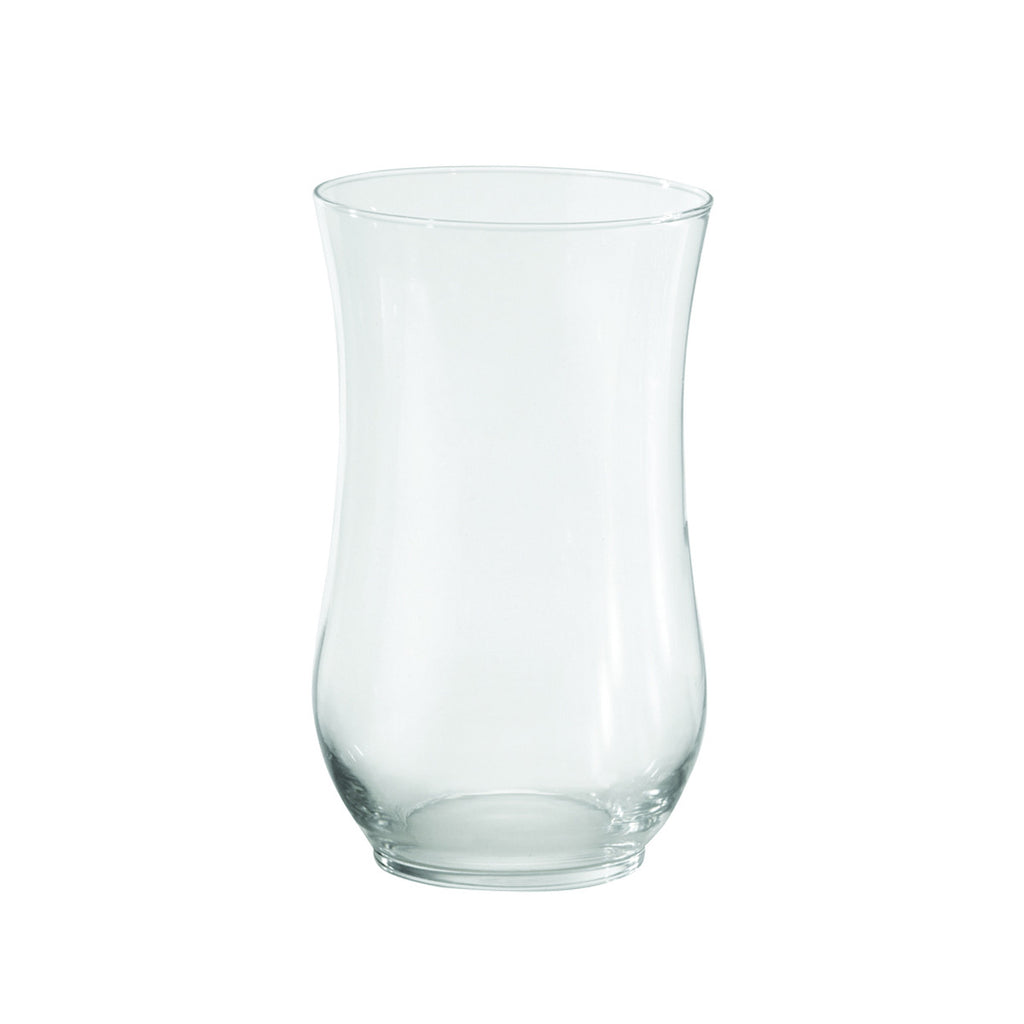 "45-00509 HURRICANE VASE 5.375X9"" - CS(9)"
