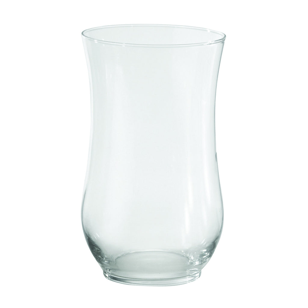 "45-00511 HURRICANE VASE 6.25X10.5"" - CS(6)"