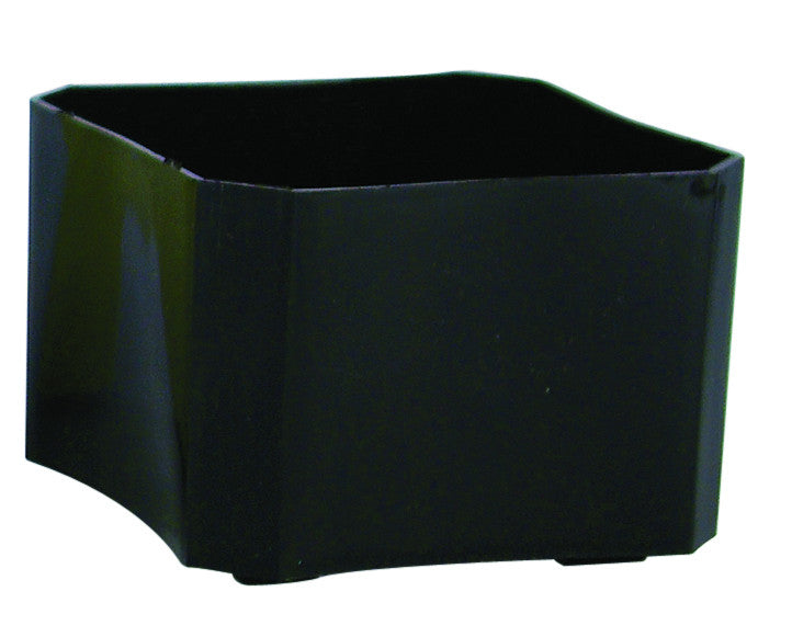 "60BK Centerpiece 4.5x3.5"" - Black"