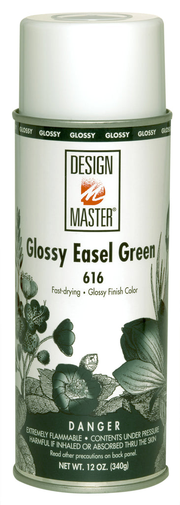 616 GLOSSIES - EASEL GREEN - CS(4)