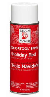 714 ColorTool Spray - Holiday Red - CS(4)