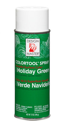 717 ColorTool Spray - Holiday Green - CS(4)