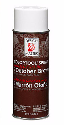 718 ColorTool Spray - October Brown - CS(4)
