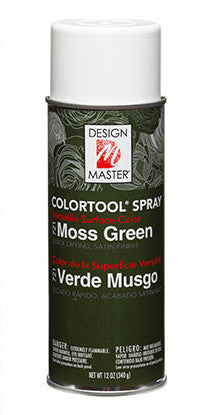 721 ColorTool Spray - Moss Green - CS(4)
